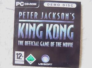 69146 - Peter Jackson's King Kong The Official Game Of The Movie Demo - PC