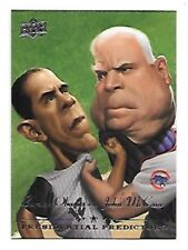 OBAMA/MCCAIN 2008 UPPER DECK PRESIDENTIAL PREDICTOR #PP-10 FREE COMBINED S/H