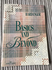 Fundamentals Made Fancy Hardanger Embroidery sewing Book by Janice Love