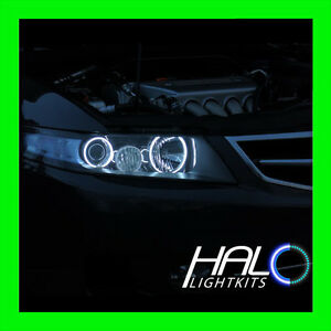 Oracle Lighting FITS Acura TSX 2004-2008 White CCFL LED Headlight Halo Ring Kit