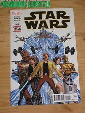 Star Wars #1 (2015) Marvel, First Print - Jason Aaron, John Cassaday NM