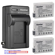 LP-E8 Battery OR Charger for Canon EOS 550D 600D 650D 700D T2i T3i T4i T5i