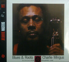 CD CHARLIE MINGUS - blues & roots, neu - ovp