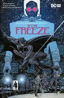 BATMAN WHITE KNIGHT PRESENTS VON FREEZE #1 VARIANT DC COMICS 2019 COVER B  1ST