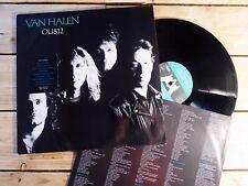VAN HALEN OU812 LP 33T VINYLE MINT COVER EX