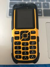 JCB Toughphone Sonim XP1-  Yellow (Unlocked) Mobile Phone  good condition
