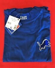 Detroit Lions Starter Mock Neck  size x large On Field Apparel NEW IN PACKAGE