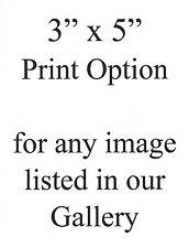 "3"" x 5"" Print Option"