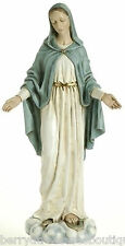 """23.5"""" OUR LADY OF GRACE Blessed Virgin Mary Garden Statue Josephs Studio 41245"""
