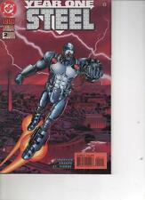 STEEL ANNUAL 2 -YEAR ONE    1995  MINT