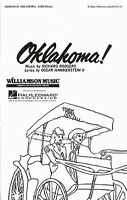 OKLAHOMA TITLE SONG SATB; Rodgers, R & Hammerstein, O, FMW - HLW00346728