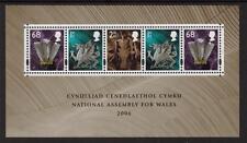 GB MNH 2006 Assemblea nazionale per il Galles MINI FOGLIO