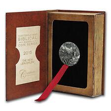 2 oz Silver Coin - Biblical Series (New Jerusalem) - SKU #93849