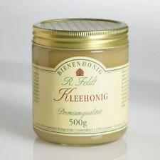 Klee Honig 100% natureiner Bienenhonig 500g sortenreiner Kleehonig cremig