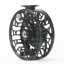 NAUTILUS NV MONSTER 12 WEIGHT FLY REEL BLACK LEFT HAND RETRIEVE FREE WW SHIPPING