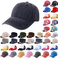 Baseball Caps Basecap Hat Mütze Baseballcap Kappe Unisex Sommer Trucker Herren