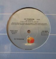 "HI TENSION - Hi Tension ~ 12"" Single US PRESS"
