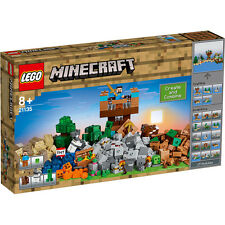 Lego 21135 Minecraft The Crafting Box 2.0 NEW
