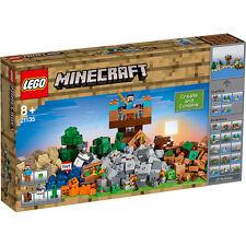 Lego 21135 Minecraft l'artisanat Box 2.0 NEUF