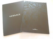 Versace Set 3 Catalogue  Book  Woman - Men SS 2014