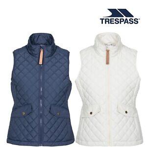 Trespass Womens Padded Gilet Bodywarmer Outdoor XXS-XXXL Larisa