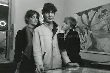 JACQUES HIGELIN LA BANDE DU REX  1980 VINTAGE PHOTO ORIGINAL #2