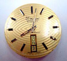 Antique Gts Lucien Piccard D/D Auto/ Watch Movement  17 jewels.26 mm. #56513 .