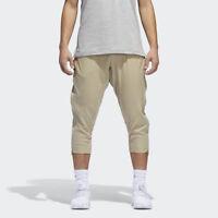 adidas MVP Vol.2 Pants Men New James Harden Mens Raw Gold Sweatpants CE7332