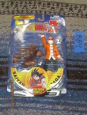Irwin Toys Dragon Ball Z MASTER ROSHI ORANGE VARIANT Saiyan Saga DBZ dragonball