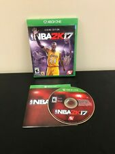 NBA 2K17 Legend Edition (Xbox One 1) Kobe Bryant Basketball - Fast Shipping!