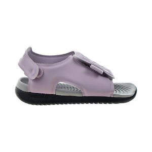 Nike Sunray Adjust 5 (TD) Toddlers' Sandals Iced Lilac-White-Grey AJ9077-501
