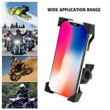 Motorcycle Bike Mobile Phone Stand Holder USB Charger Electric Bicycle Bracket