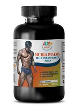 ageless male enhancer - Muira Puama Extract 2200mg - muirapuama supplement 1B