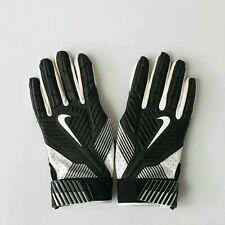 Nike Dt 5 Lineman Football Padded Gloves Pgf441-010 Sz 2Xl White/Black