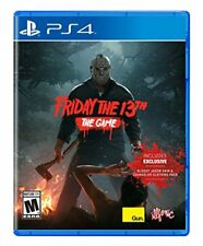 Friday The 13th: The Game - PlayStation 4 Edition New