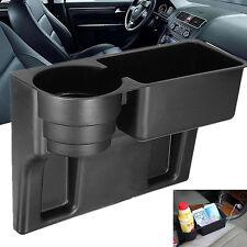 Universal Seat Seam Wedge Car Drink Cup Holder Travel Drink Mount Stand Storage