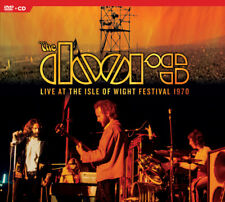 The Doors - Live at the Isle Of Wight Festival 1970 (NEW DVD & CD)