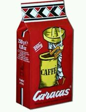 Caffè caracas 250 g made in italy miscela di caffè torrefatto e macinato coffee