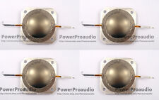 4PCS Replacement  Voice coil  for EV DH1K Driver ELX 112 115 215 F01U247593 Horn