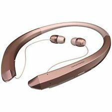 LG Tone Infinim HBS-910 Bluetooth Wireless Stereo Headset - Rose Gold