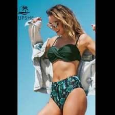 Cupshe Full Of Green Bikini NWT Size M