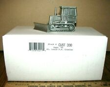 John Deere 450G Crawler Tractor 1995 Expo St Louis 1/43 Spec Cast Pewter Toy JD