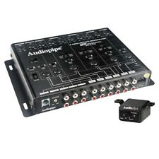 Audiopipemap Xv6V15 Audiopipe 6 Way Crossover 8 Ch. Input 12 Output