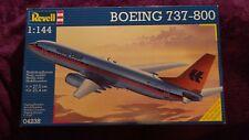 Revell 1:144 Boeing 737-800 Hapag-Lloyd avion modèle Kit 04238 * scellée dans le sac *