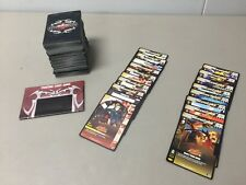 Street Fighter Epic CCG Lot - 250 Cards with a few Rares and Playmat