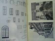 architecture rurale & bourgeoise en France 1942