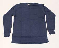 New Men/'s Gem Rock Long Sleeve Thermal Royal Blue Size Large Brand New!