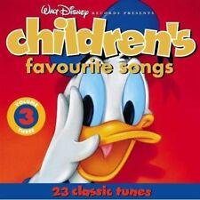 Children's Favoutite Songs, Volume 3 - CD