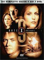 Akte X - Season 9 Collection [7 DVDs] | DVD | Zustand gut