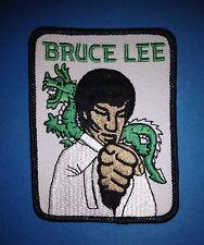 Vintage 1970's Kung Fu Jeet Kun Do Martial Arts Jacket Diy Patch Crest 505T